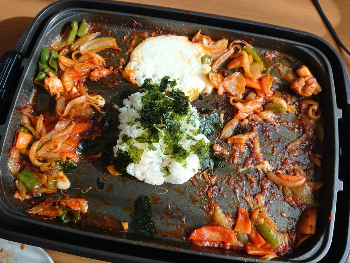 本場で食べた味を再現! チーズタッカルビの韓国人気レシピ。〆のチャーハンの作り方