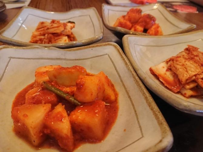仁川の松島(ソンド)新都市のレストラン写真