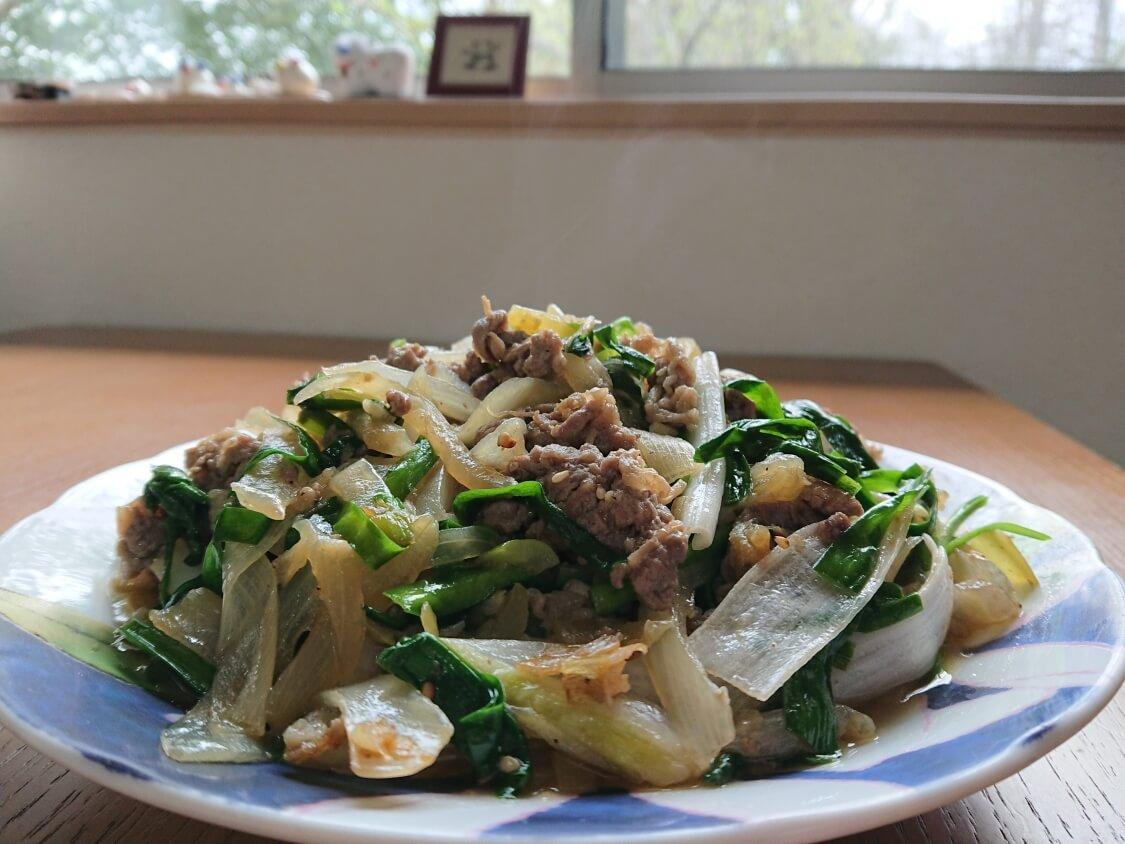 韓国プルコギのレシピ