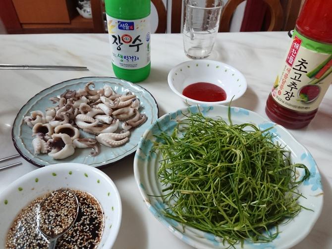 チョジャンに合う食べ物の写真
