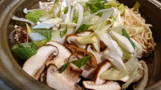 プルコギ鍋のレシピ写真