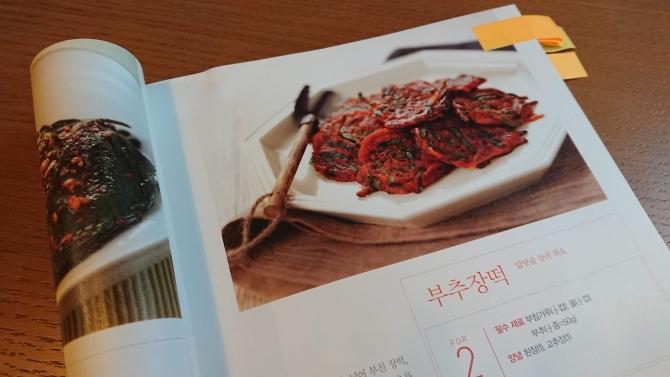 コチュジャンチヂミの簡単レシピ写真