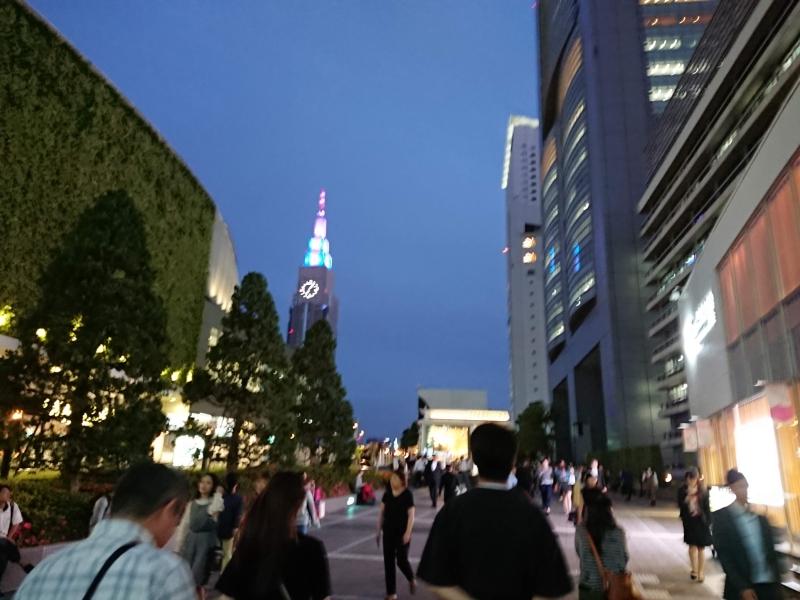 新宿高島屋の写真