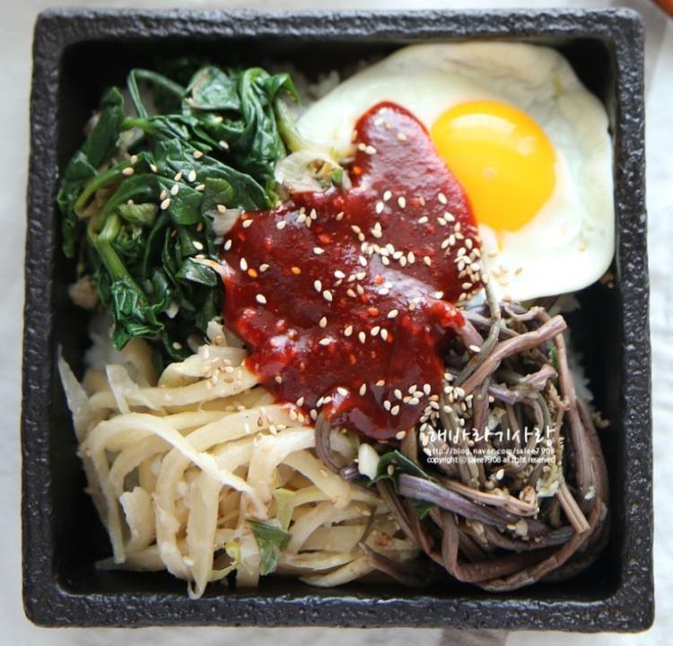 비빔밥 양념장 만들기 입맛에 딱!(Naver Blog)