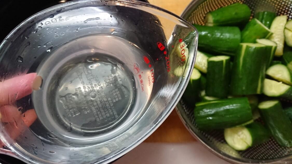 本格オイキムチの作り方(きゅうりのキムチ)