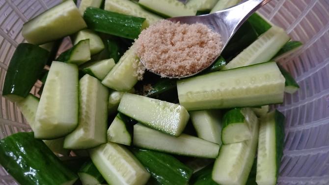 オイキムチレシピの写真