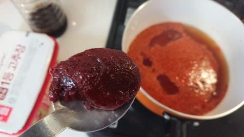辛ラーメンの簡単アレンジ! チーズ・ラポッキのレシピ写真