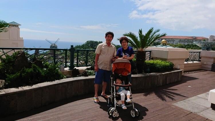 チェジュ島旅②:ロッテホテルの写真