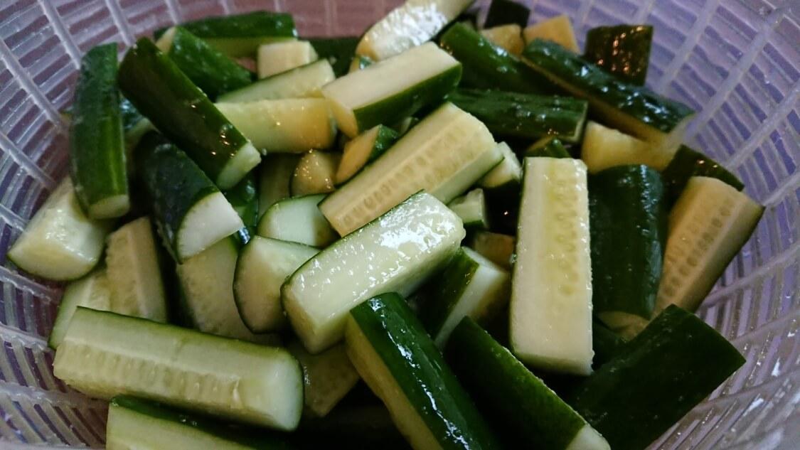 きゅうりキムチ(オイキムチ)の本格レシピ
