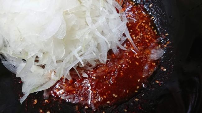 ニラキムチのレシピ写真