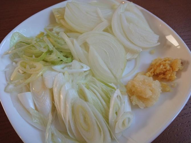 生牡蠣と大根のキムチのレシピ写真