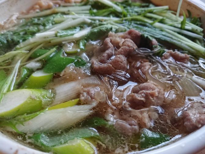 韓国の小さなプルコギ鍋(トゥッペギプルコギ)のレシピ