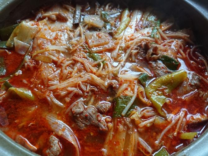 韓国の本格味!ユッケジャンの簡単レシピ