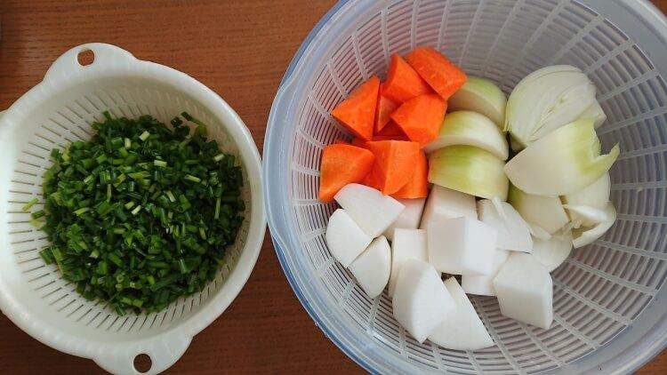 韓国料理カルビチムの簡単レシピ