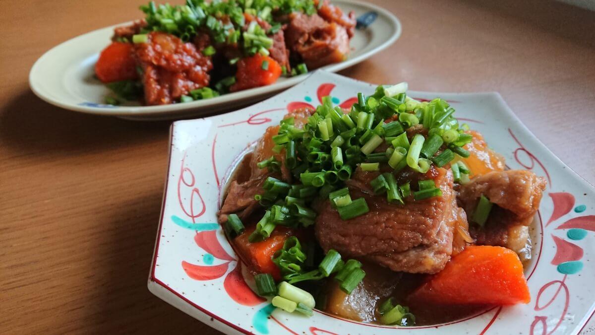 韓国料理カルビチム