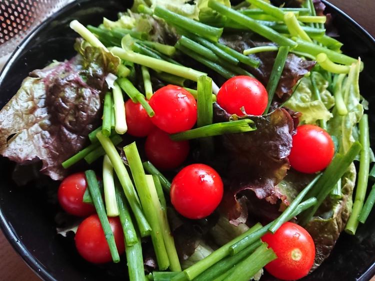 チョレギサラダ(サニーレタスのサラダ)レシピ