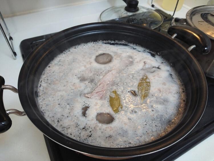 カムジャタンのレシピ