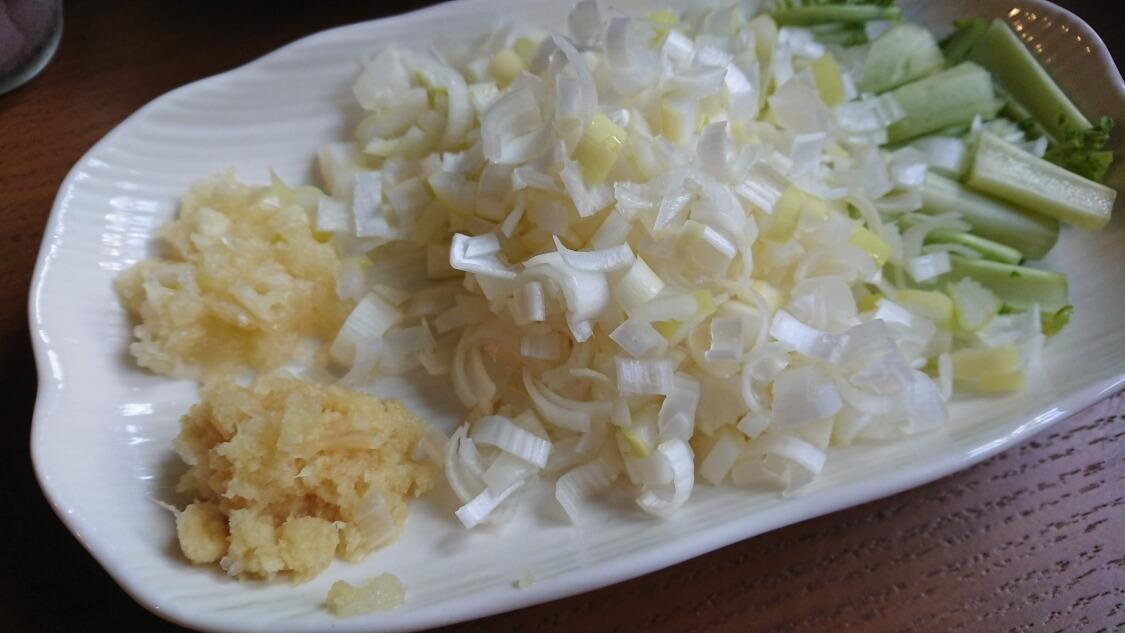 カクテキの韓国人気レシピ。ヤンニョムに入るもの