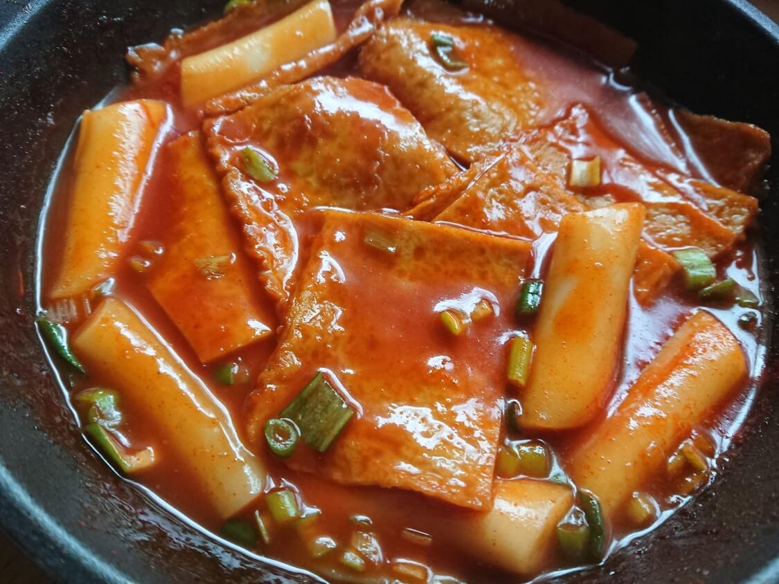 甘辛お餅♪トッポギのレシピ。韓国人が作る簡単&本格タレと具材について