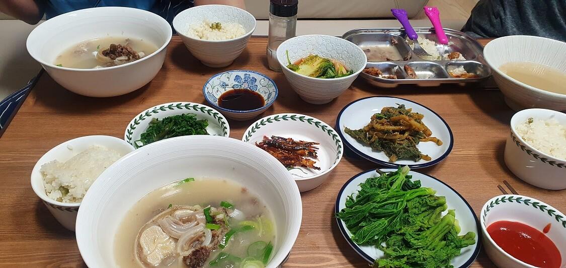 韓国タラの芽の食べ方。チョジャン