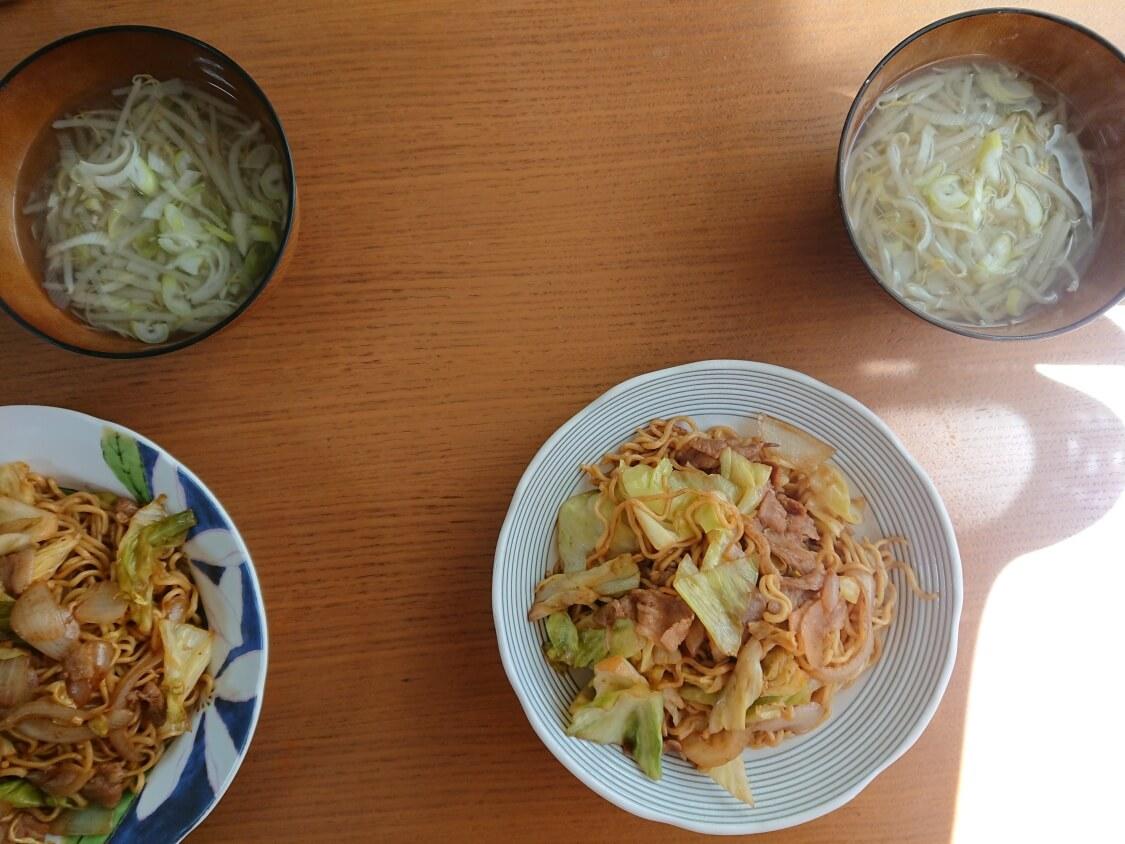 韓国もやしスープと合う料理