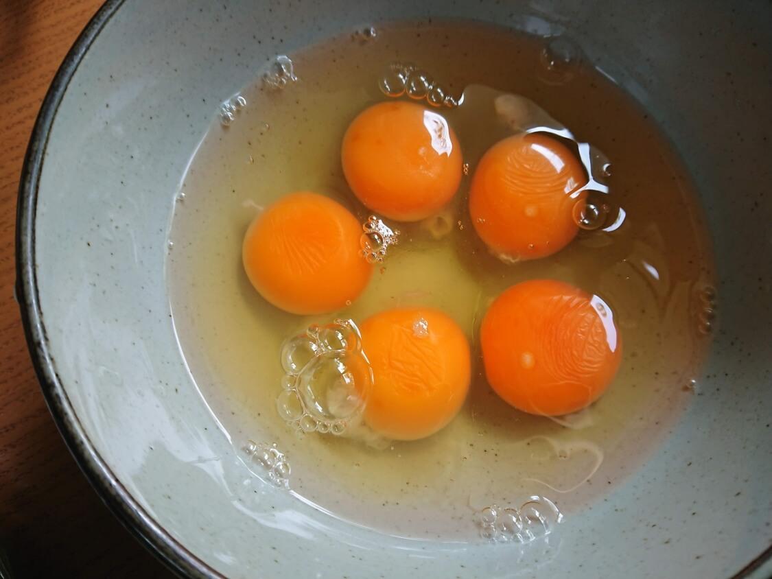 韓国の海苔巻きキンパの簡単レシピ。卵焼き