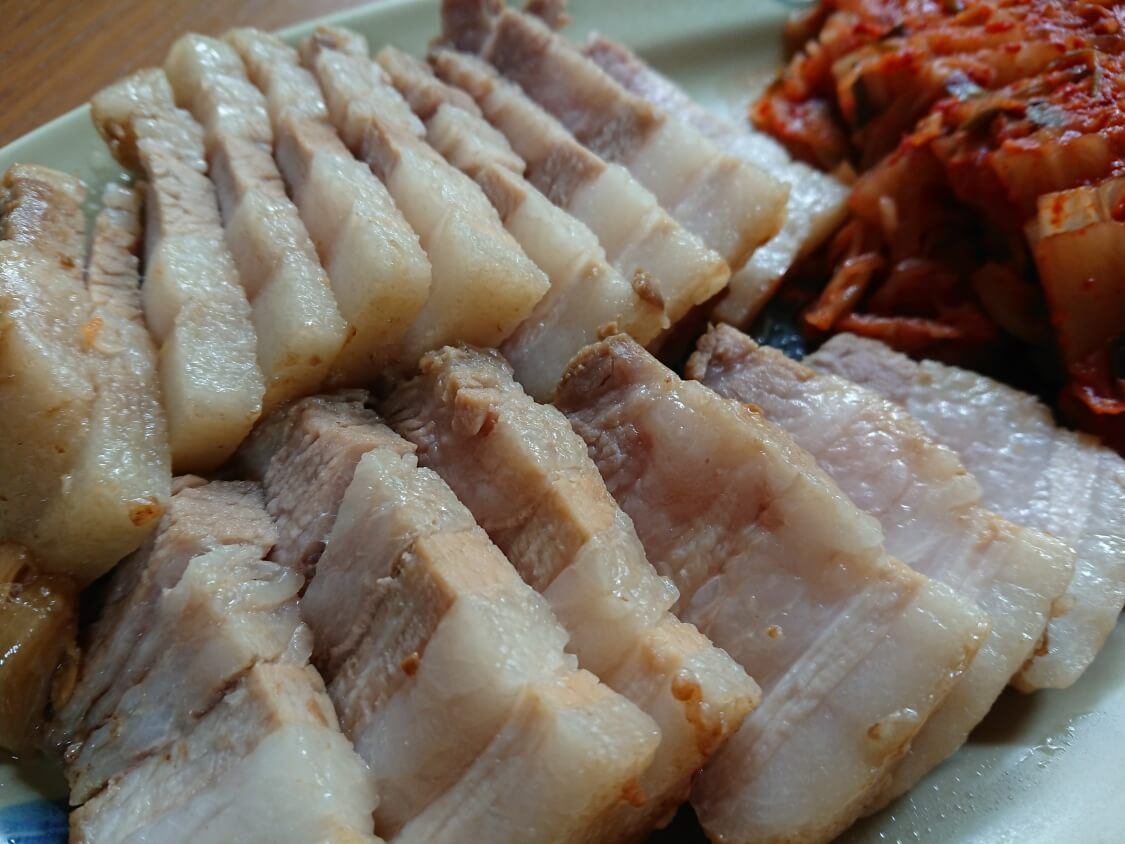 ポッサムの韓国人気レシピ。お肉
