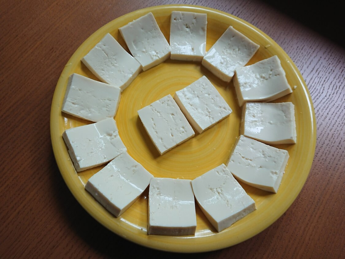 豆腐キムチの簡単レシピ
