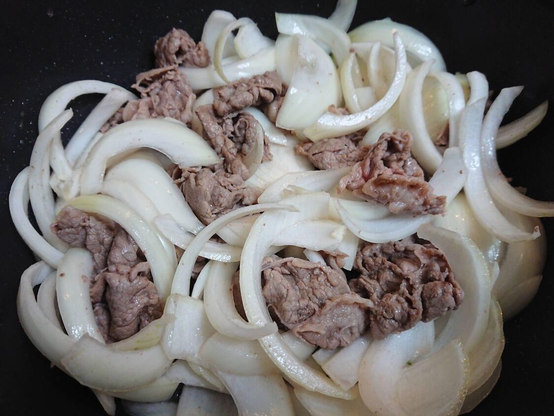 牛肉うどん!韓国のカルグクス簡単レシピ