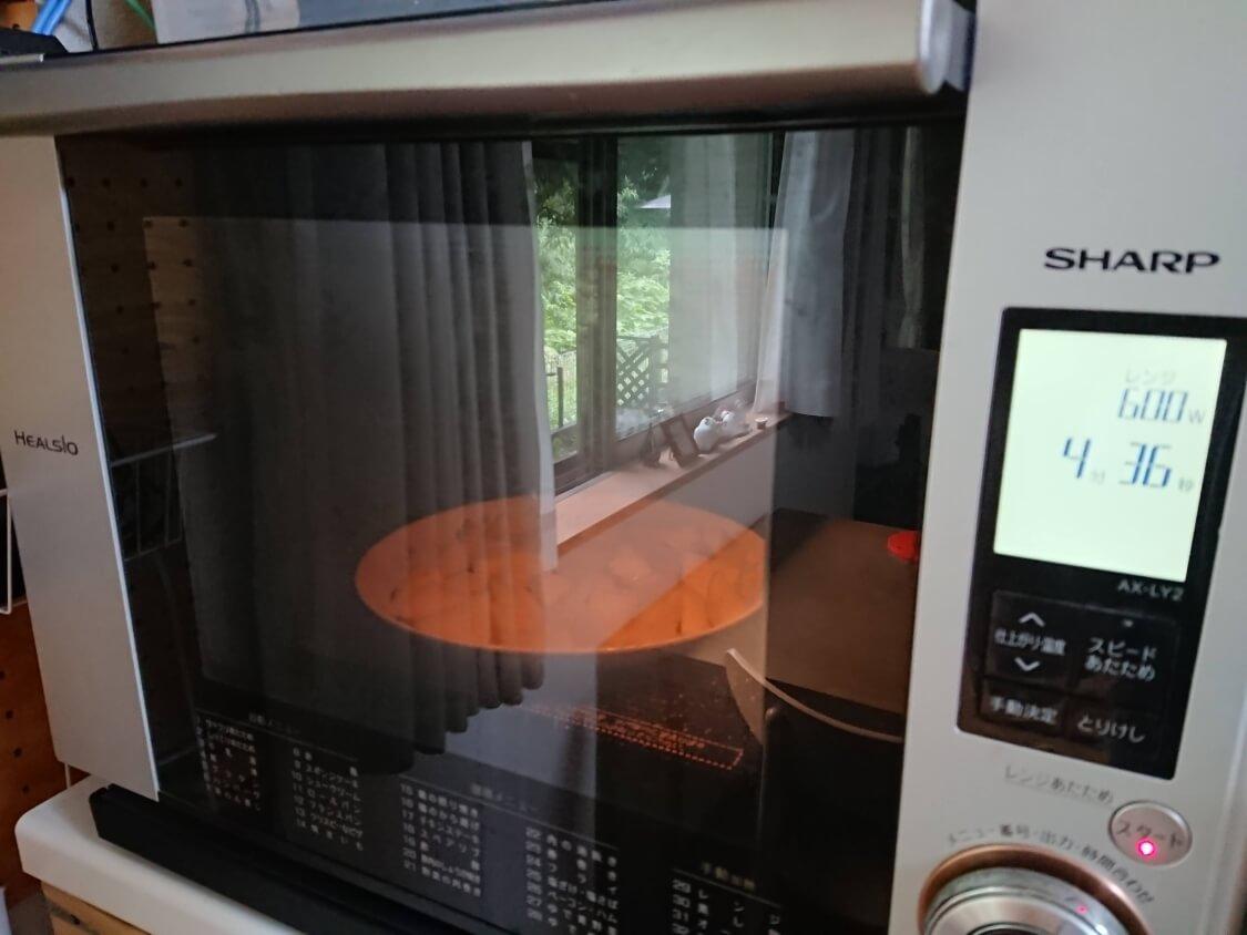 じゃがいもの煮物レシピ。レンジ利用で時短
