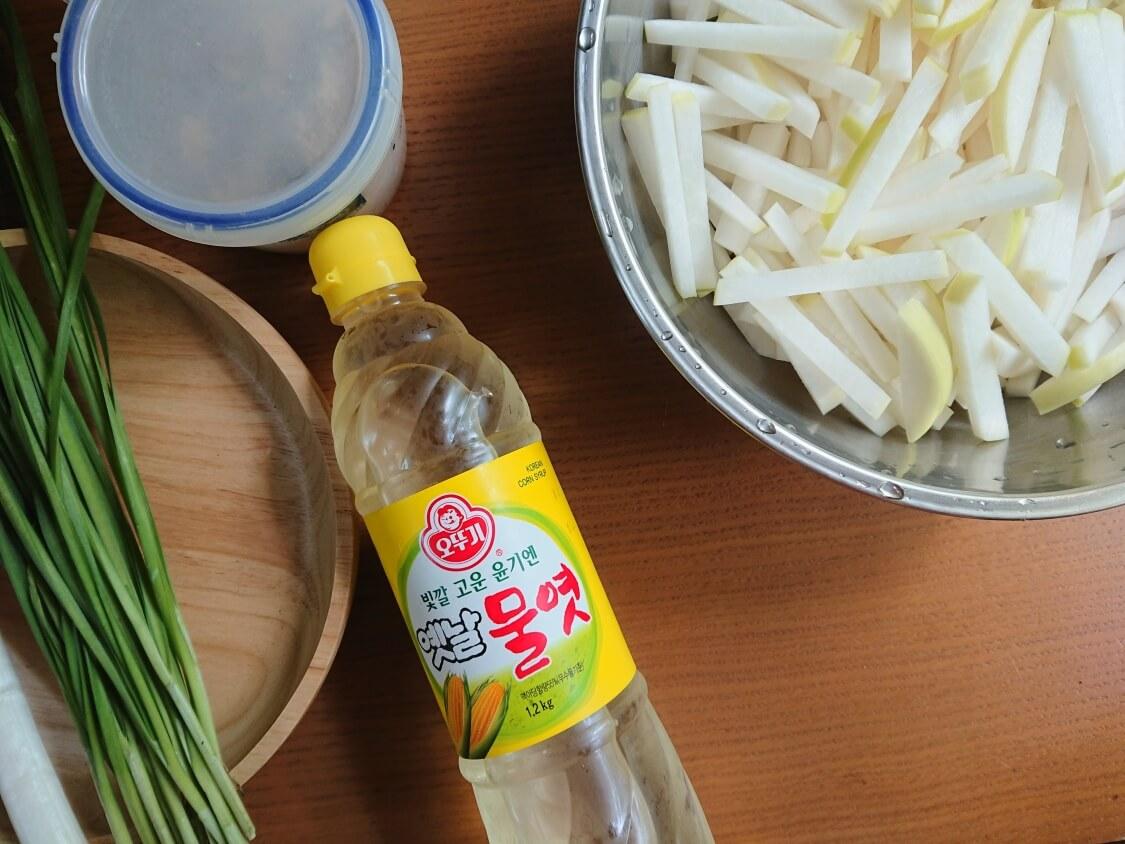 ポッサムキムチ(茹で豚によく合う和え物)の作り方