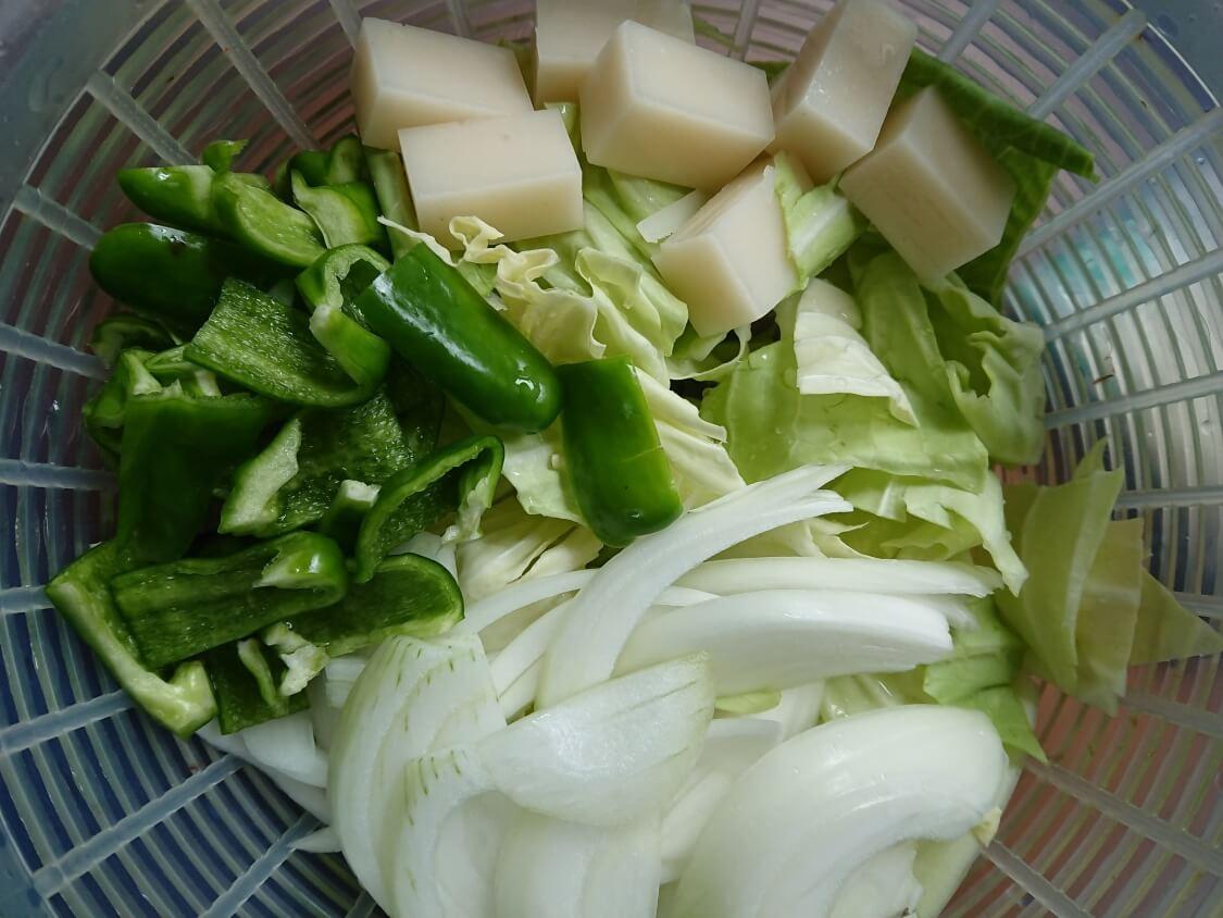 レンジで簡単!チーズタッカルビの作り方