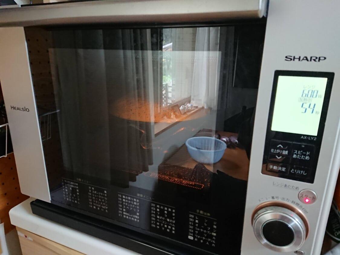 レンジで簡単!チーズタッカルビの作り方。加熱時間