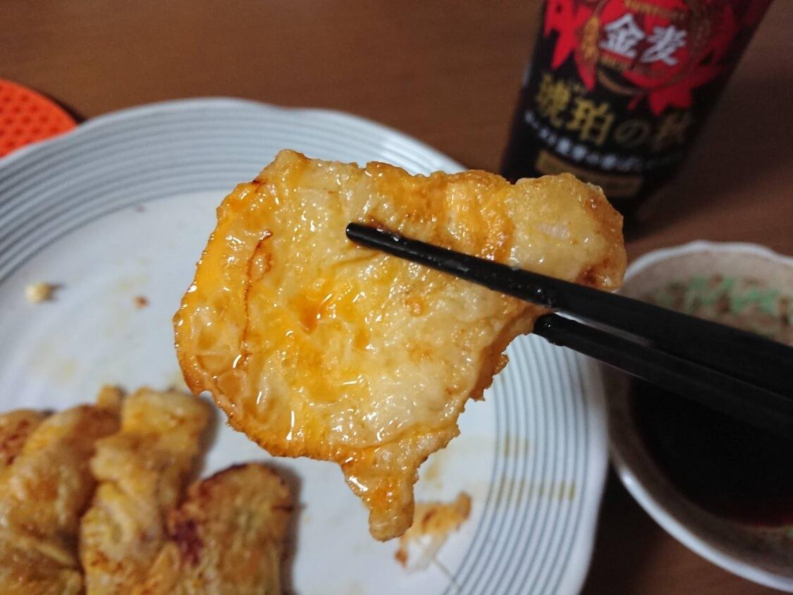 タラのジョンの韓国レシピ。秋夕に食べる白身魚のチヂミ♪簡単ヘルシー