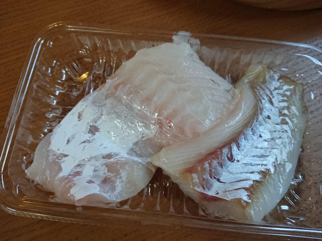 タラのジョン(白身魚のチヂミ)の韓国レシピ。魚の違い
