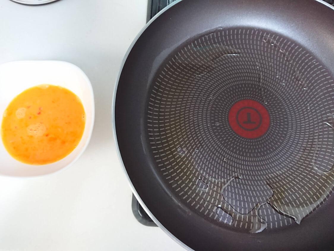 タラのジョン(白身魚のチヂミ)の韓国レシピ。焼き方