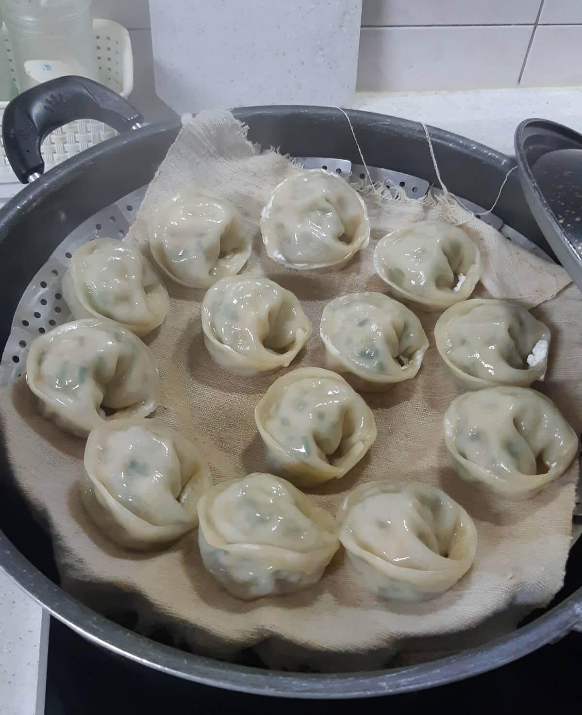 韓国の餃子マンドゥ