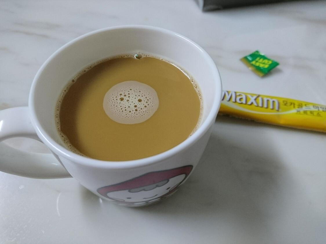韓国コーヒー
