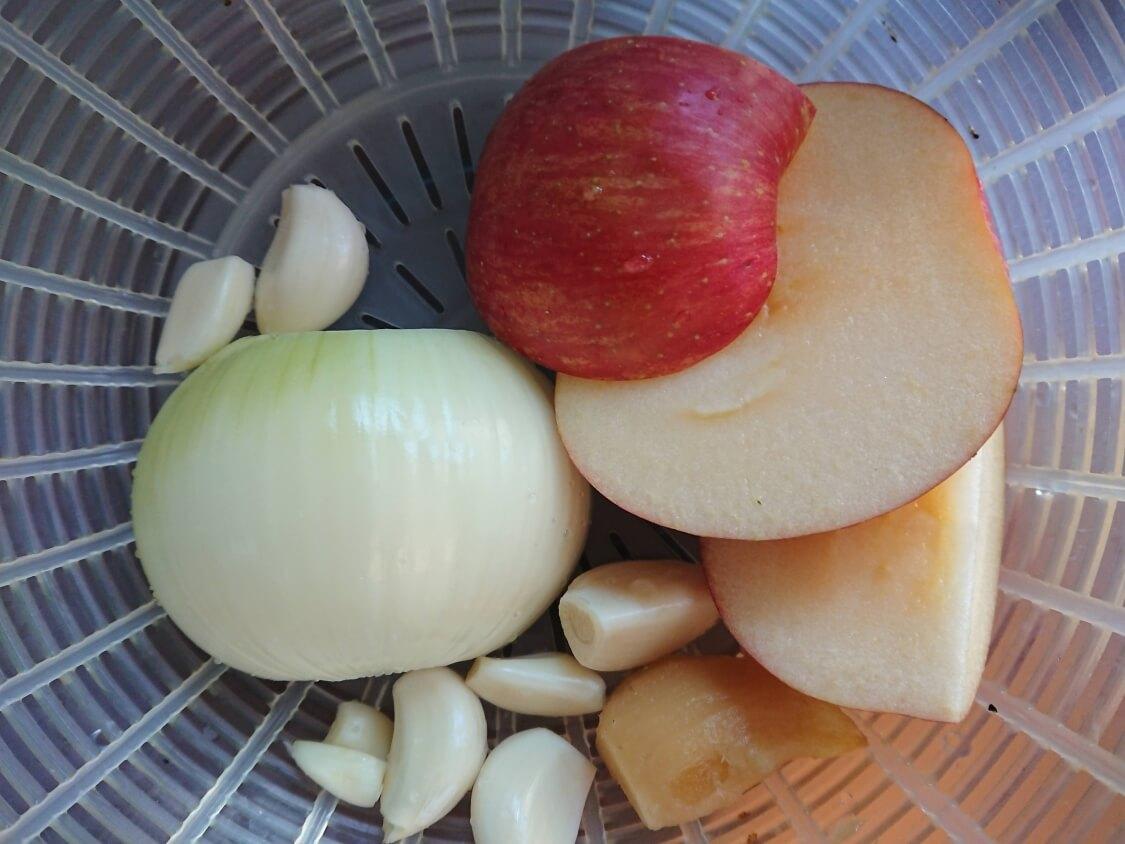 大根の葉入り!カクテキキムチの韓国レシピ。ヤンニョム(味付け)に入るもの