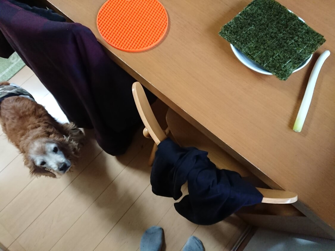 レンジで簡単!海苔の和え物の韓国レシピ。材料