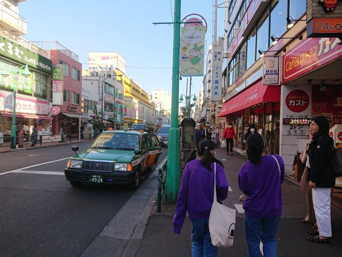 新大久保「ソウル市場」のアクセス、行き方