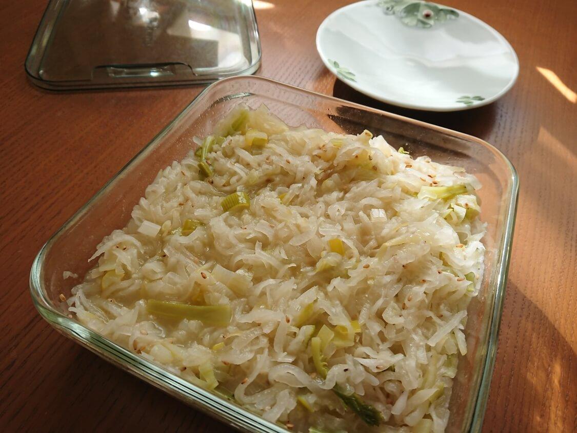 大根のナムル、本場の簡単レシピ。やみつきになる副菜・作り置きおかず!
