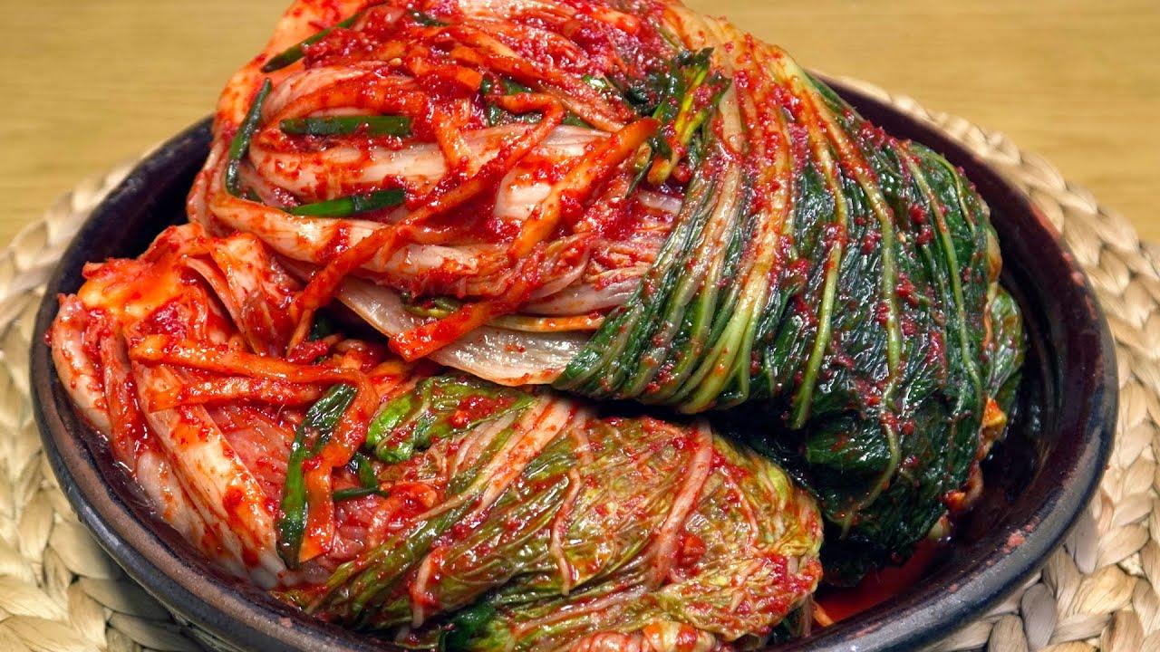 韓国の熟成白菜キムチ(キムジャンキムチ)