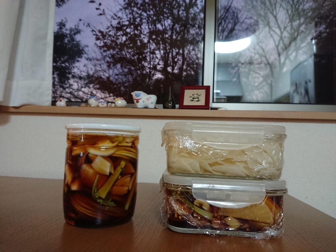 焼肉・サムギョプサル用大根の酢漬け「サンム」の作り方。保存