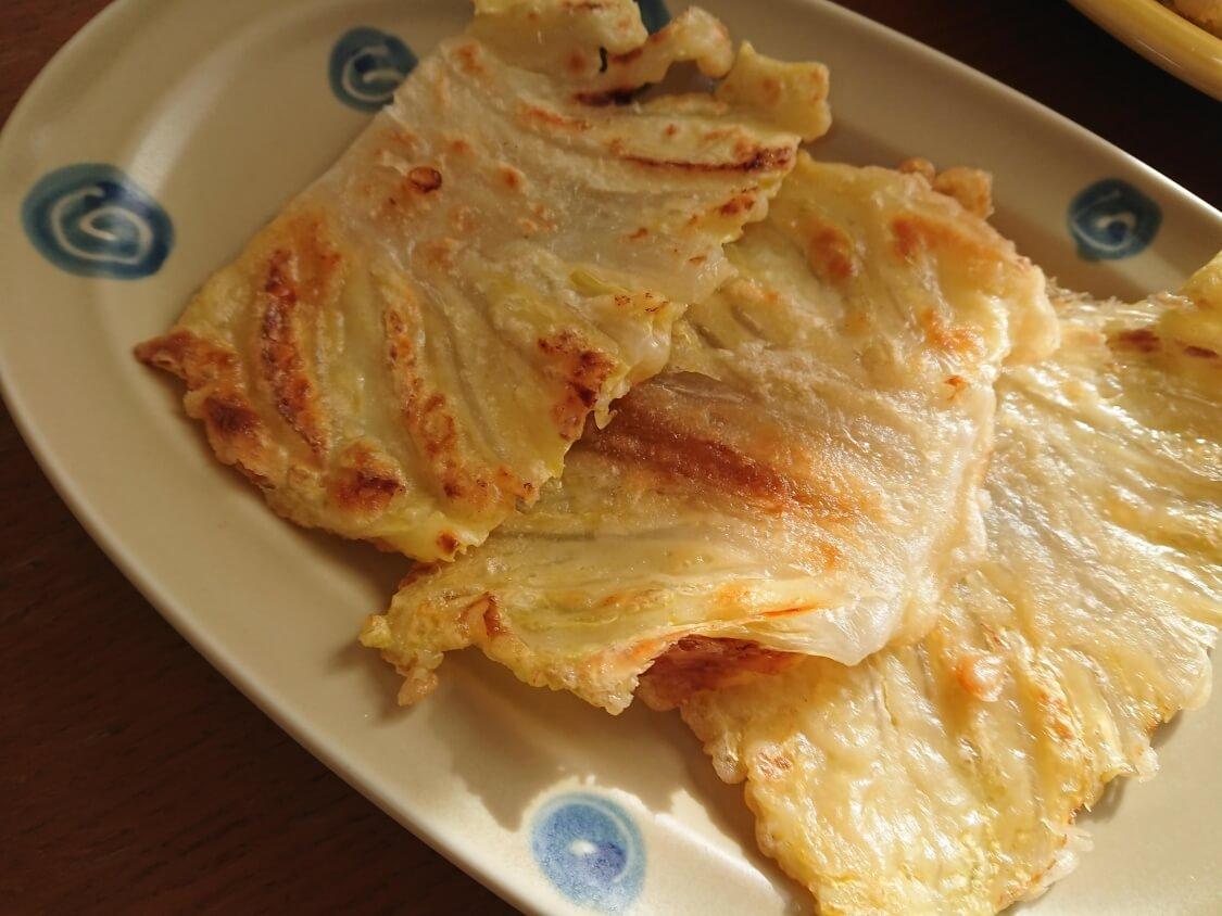 白菜チヂミのレシピ。外はカリッと、中は白菜の甘みがじゅわと♪ペチュジョン