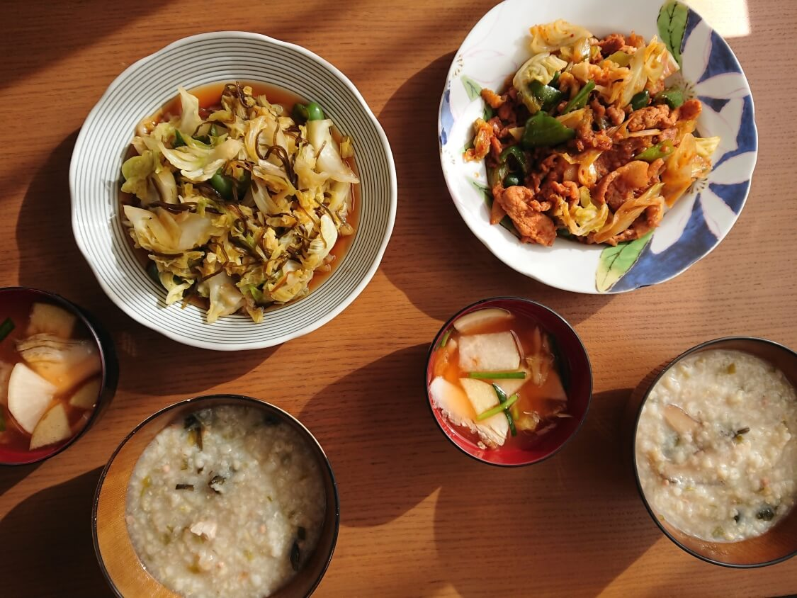 作り置きおかず☆豚肉の甘辛コチュジャン炒めの簡単レシピ。付け合わせと献立(韓国のチェユクポックム)