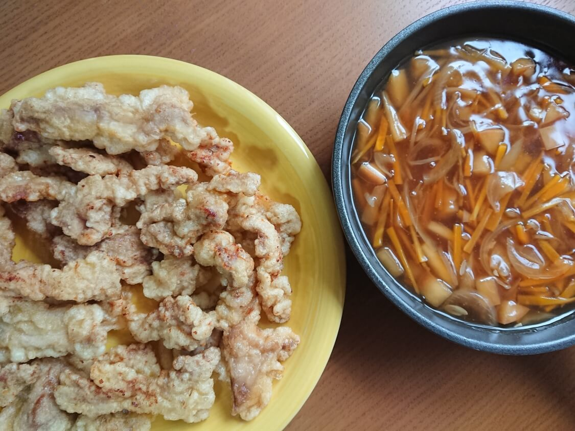 酢豚の人気レシピ。韓国タンスユク