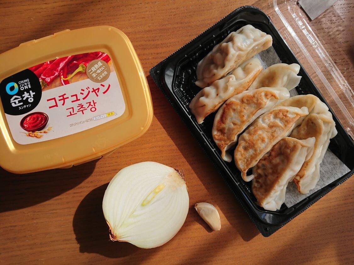 餃子のアレンジに人気♪ヤンニョム餃子の作り方。材料とコチュジャン