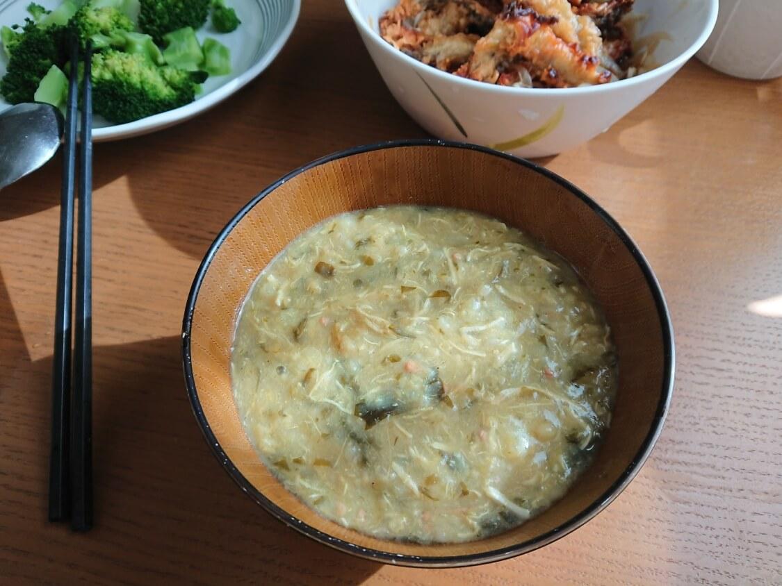 痩せるおかゆ!ダイエット食「沼」のレシピ。味付けと塩とカレー粉