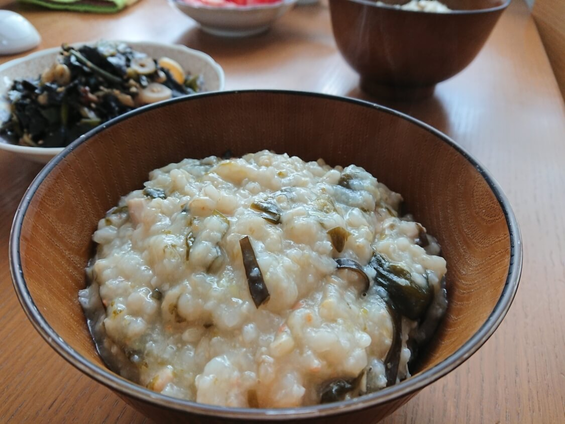 痩せるおかゆ!ダイエット食「沼」のレシピ。続けるコツ
